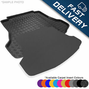 Fully Tailored Heavy Duty Rubber Boot Mat Liner FORD GALAXY MK3 2006-2014