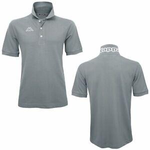 Kappa-Polo-Shirts-Uomo-LOGO-LIFE-MSS-Tennis-sport-Polo