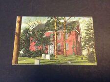 Old Broad Street Presbyterian Church Postcard Bridgeton, New Jersey