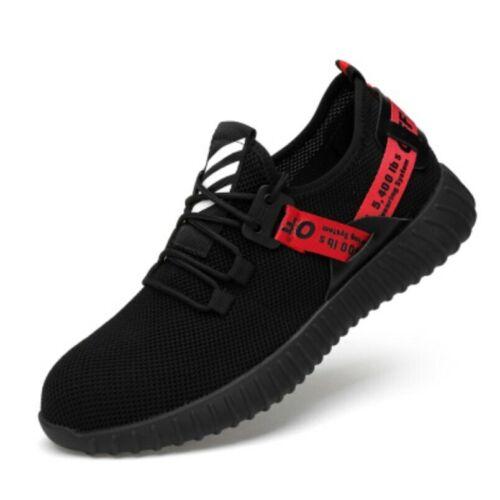 Zapatos fuertes botas seguridad para trabajo de construcción con punta de acero