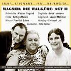 Die Walküre 2.Akt von Flagstad,Meisle,Lehmann,San Francisco SO,Reiner (2013)