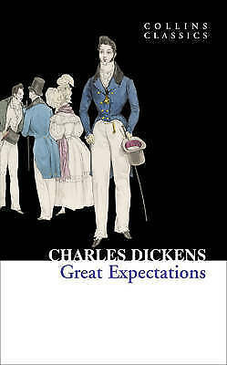 """1 of 1 - """"AS NEW"""" Great Expectations (Collins Classics), Dickens, Charles, Book"""