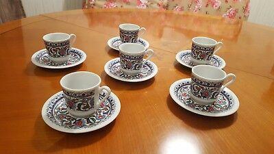 Rosenthal Idillio Persis Espressotassen 2 tlg Neuware 1.Wahl Ovp Tasse Mokka