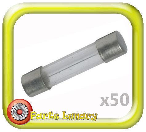 FUSE Glass Standard 3AG 50 AMP x50