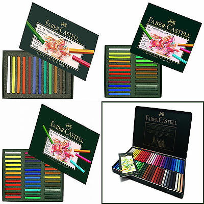 Faber-Castell Polychromos Pastel Crayon 24 Color Professional Artist 128524
