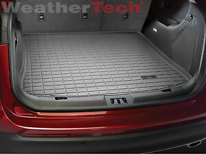 Image Is Loading Weathertech Cargo Liner Trunk Mat For Ford Edge