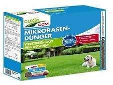 Cuxin Mikrorasen-Dünger 3 kg Rasendünger Dünger gegen Moos und Filz