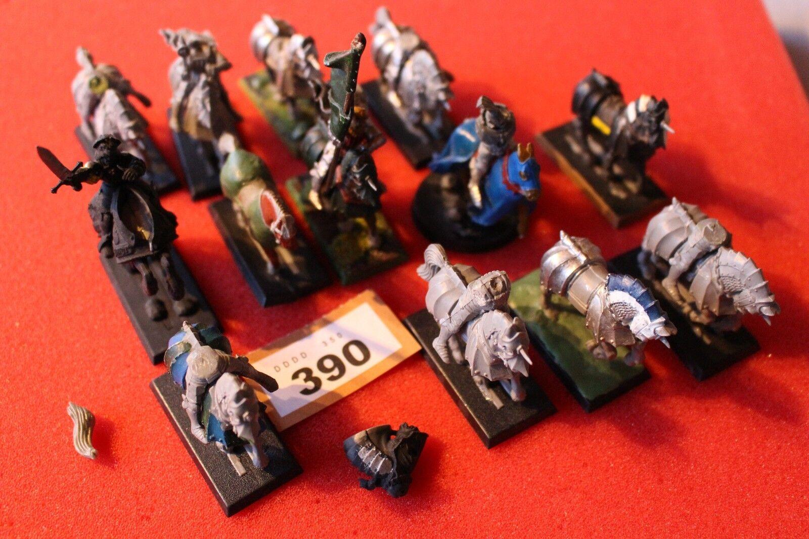 Games Workshop Warhammer Empire Knights Regiment with General Fantasy Army OOP