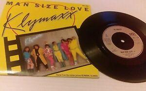 KLYMAXX-MAN-SIZE-LOVE-7-inch-vinyl-MCA-1086-mca-1986