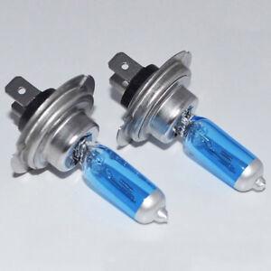 Halogenas-2-un-H7-6000K-100-W-Blanco-Brillo-Headlight-Bulbs-Lampara-Coche-Auto-Luces