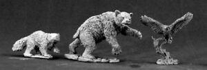 Animal Companions I 03456 - Dark Heaven Legends - Reaper MiniaturesD&D