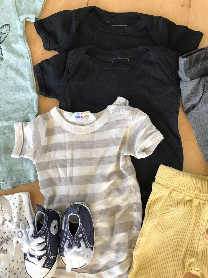 Blandet tøj, Tøj, Lucky no 7