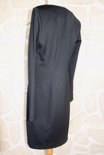 Kayan 42 Black Brand Taglia a € Dress Etichettato Eva 139 New 16IWwTqZ