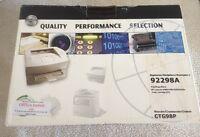 Clover Distributing Ctg98p Toner Cartridge For Hp Laserjet
