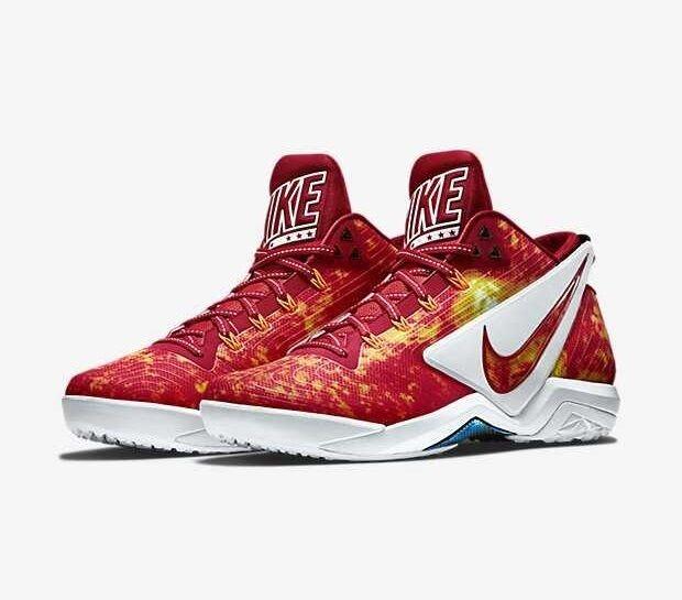 Nike Nike Nike Zoom Feld Allgemeine Fußball Turnschuhe Style 654859-168 Msrp 623bef