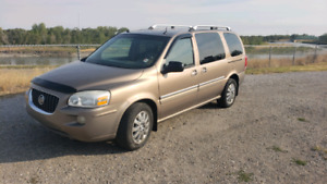 2006 Buick Terraza CXL for sale! Fully loaded!