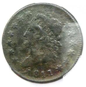 1811 Classic Liberty Head Large Cent 1C - PCGS Fine Details - Rare Date Coin!