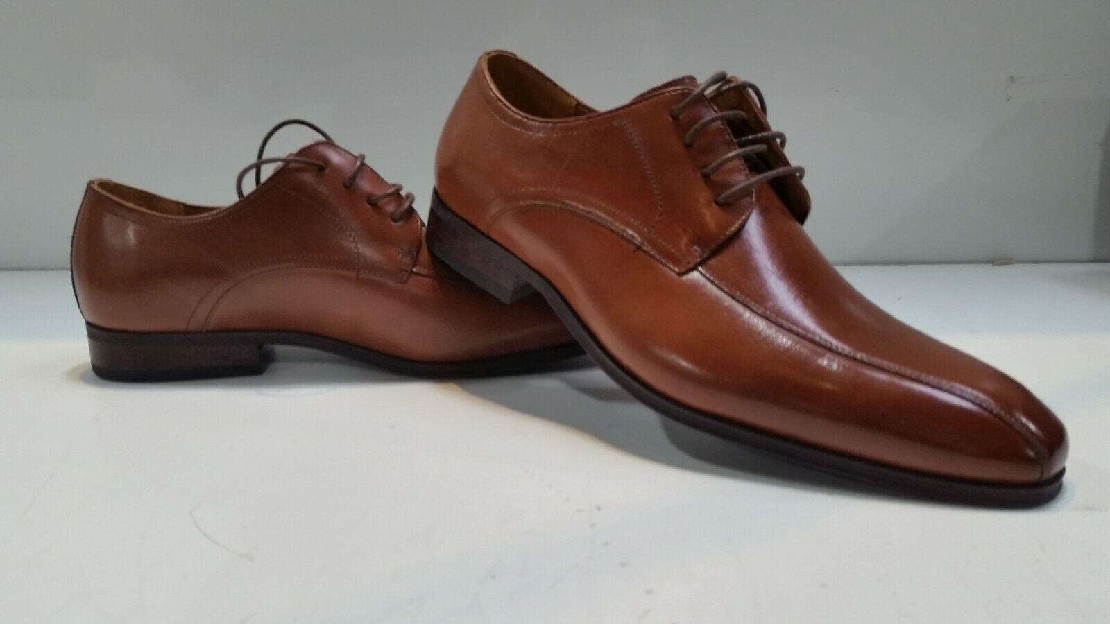Florsheim Men's Tan Leather Dress shoes Size 9D