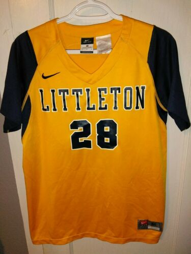 Littleton #28 Vintage Nike Jersey