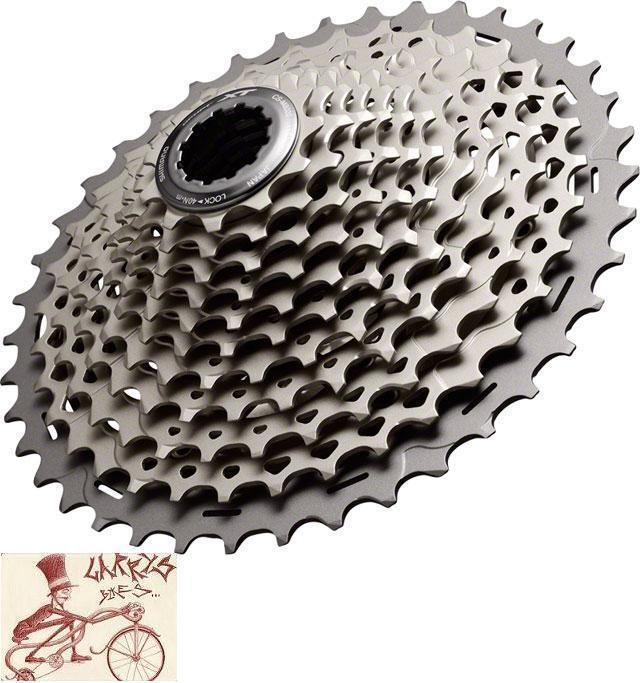 SHIuomoO XT M8000 11 velocità  1140T Mountain Bike Bicicletta Cassettacon pacchetto vendita al dettaglio
