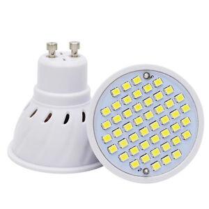10er-2-5W-GU10-LED-Leuchtmittel-Lampe-Strahler-Spotlight-Kaltweiss-6000K