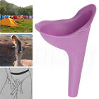 2XWomen Female Portable Urinal Outdoor Travel Stand Up Pee Urination Device Case