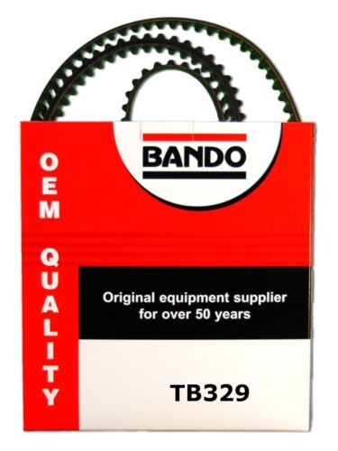 Engine Timing Belt-OHC Timing Belt Precision Engineered Timing Belt Bando TB329