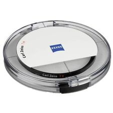 Carl ZEISS T* UV UltraViolet Lens Protector Filter 52mm - USA Authorized Dealer