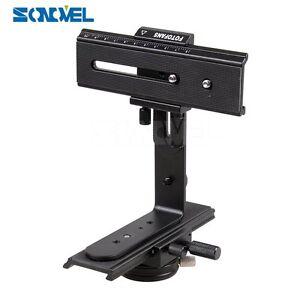 Professional-360-Swivel-DSLR-SLR-Panoramic-Tripod-Ball-Head-Gimbal-Bracket-Kit
