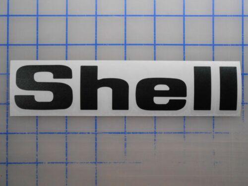 """Shell Sticker 15/"""" 18/"""" 23/"""" Rotella Oil 15w40 5w30 5w20 10w30 Racing Fuel 30w"""