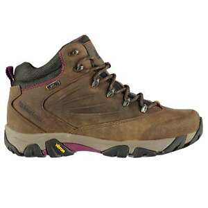 Karrimor-Womens-Kinder-Walking-Boots-Lace-Up-Breathable-Waterproof-Vibram