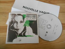 CD POP NOUVELLE VAGUE-Road to Nowhere (1) canzone PROMO Peacefrog + presskit