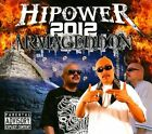 Hipower 2012: Armageddon [PA] by Various Artists (CD, Jan-2012, 3 Discs, E1 Entertainment)