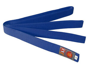 Ju-Sports Budo-Gürtel blau, Karate, Judo, Ju-Jutsu, Taekwondo-Gürtel, BELT