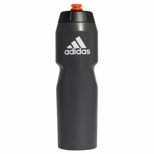 adidas Perf Trinkflasche 750 ml black black solred *NEU*