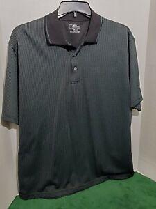 PGA-Tour-Men-039-s-Golf-Shirt-XXL-Short-Sleeve-Casual-Polo-Pull-Over-Button-Collar