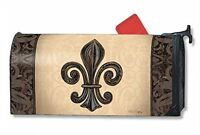 Mailwraps Fleur De Lis Mailbox Cover 01287, New, Free Shipping on sale
