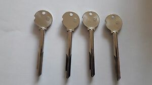 4X-ZE-4X-JMA-ZEISS-IKON-Schluesselrohling-Key-Blank