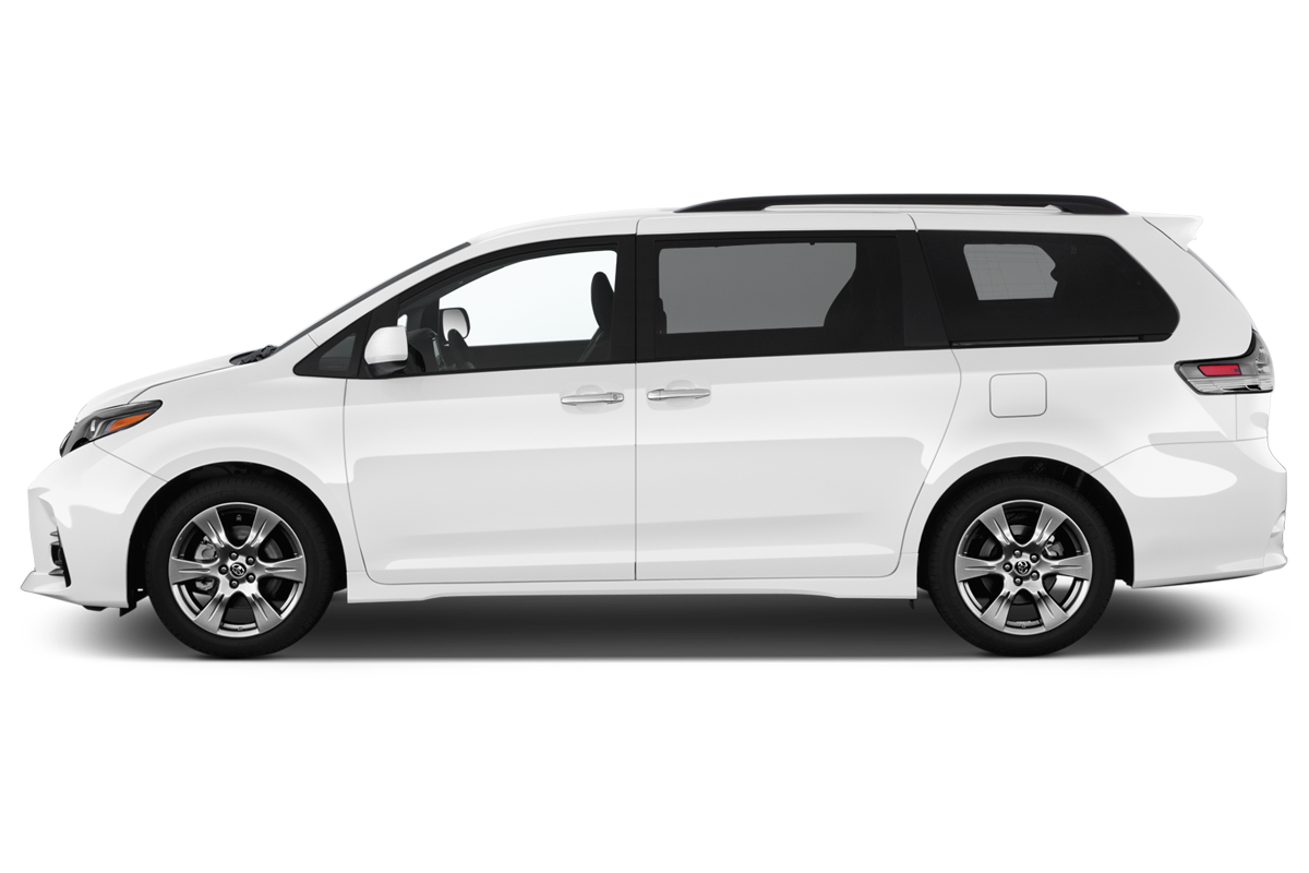 Toyota Sienna side view
