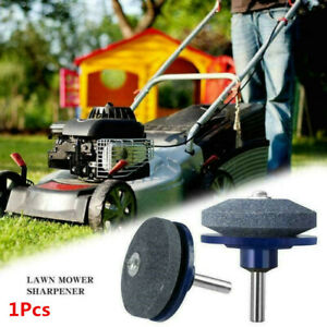 Universal-Lawn-Mower-Faster-Blade-Sharpener-Grinding-Power-Drill-Garden-Tool-1Pc