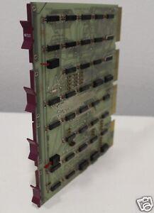 Vintage-Digital-DEC-DDC8010-Interface-Control-Flip-Card-Module-M7032