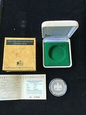 2011 CAPITAL BRIDGES PYRMONT BRIDGE Silver Coin on Card ANDA Release