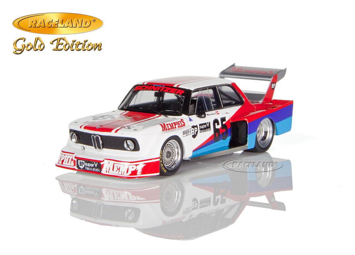 BMW 2002 Turbo Memphis 9 ° Div. 2 DRM Norisring 1978 Sepp manhalter, Spark 1 43