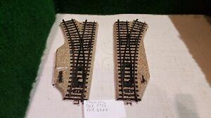 Marklin-echelle-paires-d-039-aiguillage-mecanique-ref-5121-et-5122