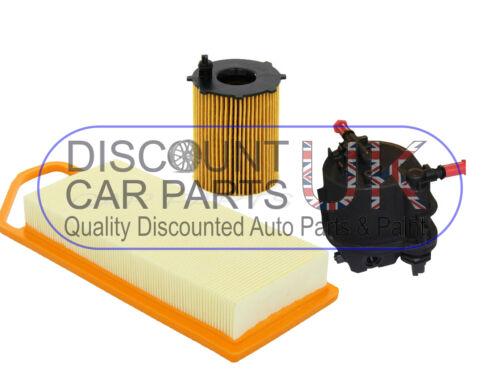 2002-2013 TOYOTA  1.4 Diesel FORD Oil Air Fuel Filter Citroen PEUGEOT MAZDA