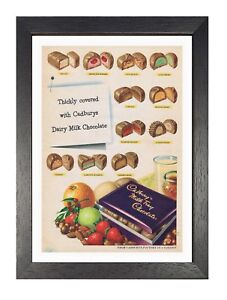 Cadburys-Milk-Tray-Photo-Old-Sweets-Advert-Picture-Chocolates-Poster