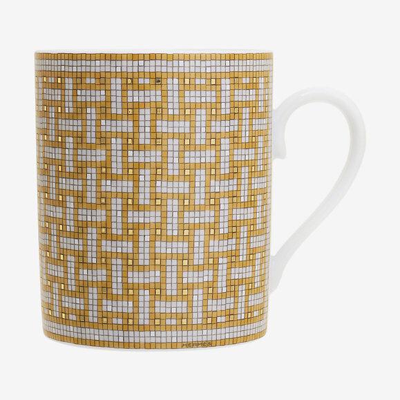 Hermes Mosaique Au 24 Mug - Set da 2