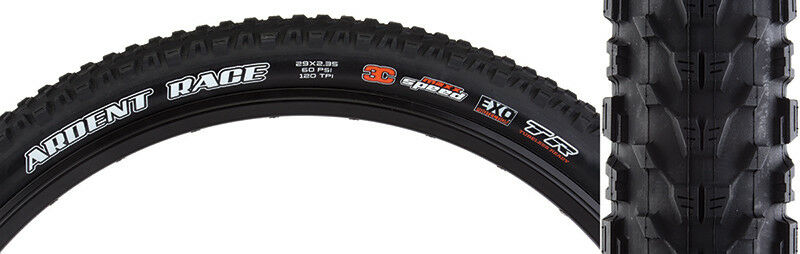 Maxxis Ardent Race 3C EXO TR Tire Max  Ardent Race 29x2.35 Bk Fold 120 3c exo tr  select from the newest brands like
