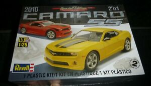 REVELL 85-4239 2010 Chevy Camaro SS Coupe KIT 1//25 Model Car Mountain FS