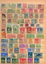 Briefmarkensammlung Niederlande Holland Klassik stamps 5 Scans